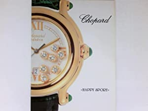 Happy Sport by Chopard, Geneve. Christian Coigny.