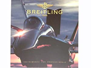 Breitling 1884 : Chronolog. Instruments for Professionals. 1996/97.