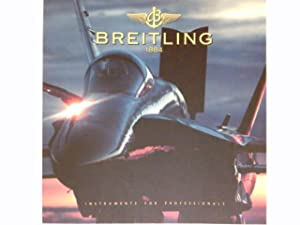 Breitling 1884 : Chronolog. Instruments for Professionals. 1997.
