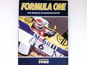 Formula One Year Book 1988 : Constanduros, Bob:
