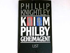 Kim Philby, Geheimagent : Dt. von Udo: Knightley, Phillip:
