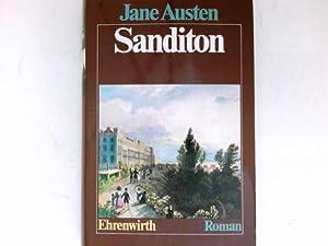 Sanditon : Roman. Vollendet von Marie Dobbs.: Austen, Jane und