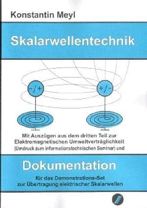 Skalarwellentechnik : mit Auszügen aus dem dritten: Meyl, Konstantin: