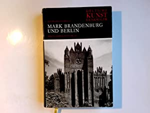 Deutsche Kunstdenkmäler; Teil: Mark Brandenburg und Berlin.: Fait, Joachim: