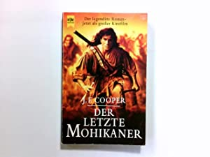 Der letzte Mohikaner: Cooper, James Fenimore