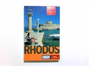 Rhodos : Symi, Karpathos, Chalki, Tilos, Nissyros,: Latzke, Hans E.: