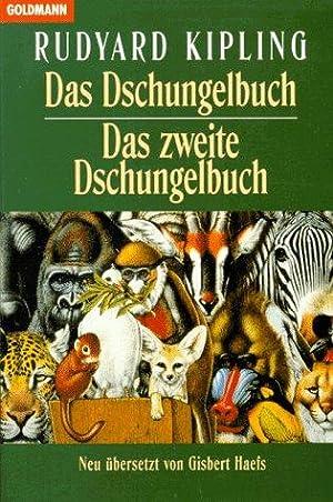 Das Dschungelbuch; Das zweite Dschungelbuch; Rudyard Kipling.: Kipling, Rudyard und