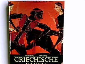 Die griechischen Sagen. in Bildern erzählt von.: Lessing, Erich und