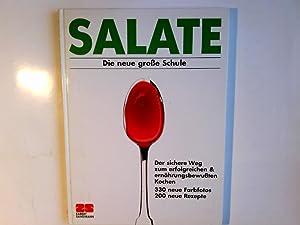 Salate. Die neue große Schule: Kellermann, Monika, Susi