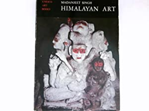 Himalayan Art: Wall-Painting and Sculpture in Ladakh,: Singh, Madanjeet:
