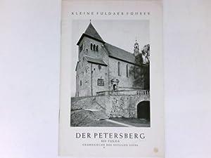 Der Petersberg bei Fulda : Grabeskirche der