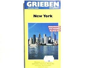 New York : [wichtige Reiserouten, Hotels, Unterkünfte,: Shichor, Michael und