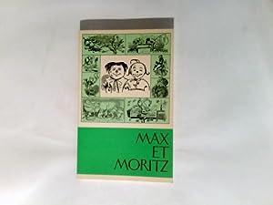 Max et Moritz : puerorum facinora scurrilia: Busch, Wilhelm:
