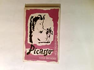 picasso 46 lithographien - AbeBooks