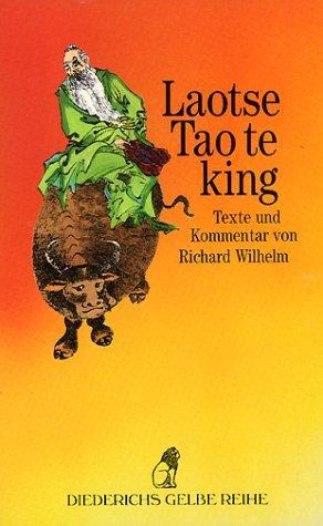 Tao-te-king : d. Buch vom Sinn u.: Laozi und Richard