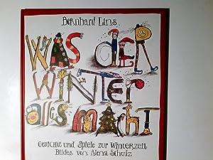 Was Der Winter Alles Macht Gedichte Und Spiele Zur