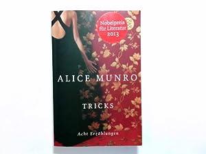 Tricks : acht Erzählungen. Alice Munro. Aus: Munro, Alice (Verfasser):