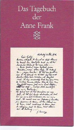 Anne Frank Tagebuch Abebooks