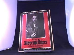 Meister Albrecht Dürer. Gemälde und Handzeichnungen. Mit: Dürer, Albrecht: