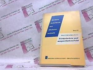 Kleines Lehrbuch der Elektrotechnik Band III: Elektrisches: Pfestorf, Gerhard K.