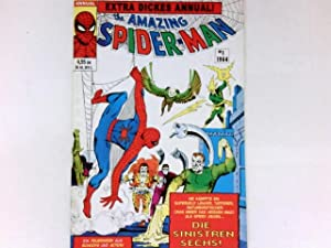 The Amazing Spider-Man, Annual 1,1964 :