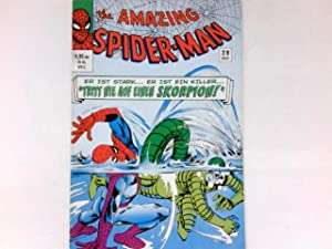 The Amazing Spider-Man 29,1965 :