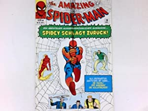 The Amazing Spider-Man 19,1964 :