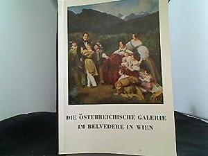 Die Österreichische Galerie im Belvedere. Museum mittelalterlicher: Österreichische Galerie Wien
