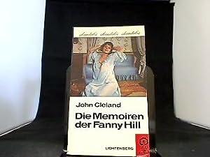 Die Memoiren der Fanny Hill. John Cleland.: Cleland, John und