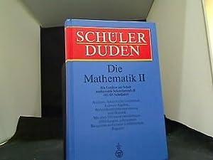 Schüler Duden Die Mathematik 2., 11. bis: Scheid, Harald: