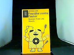 Pennäler contra Pauker : Strategie, Tricks u.: Zak, Jaroslav: