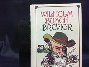 Wilhelm Busch Brevier Max + Moritz, Hans: Busch, Wilhelm:
