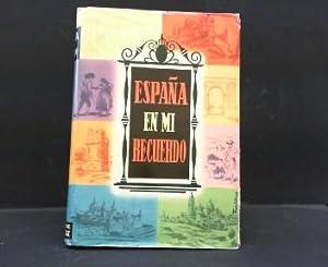 Espana en mi recuerdo. Seleccion de 346