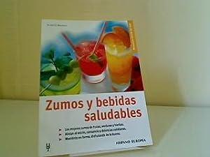 Zumos y bebidas saludables : los mejores: Bielefeld, Jochen G.: