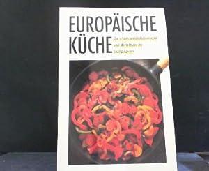 Europäische Küche Die Schönsten Urlaubsrezepte Vom Mittelmeer Bis  Skandinavien