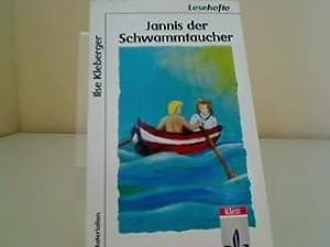 Jannis der Schwammtaucher: Kleberger, Ilse: