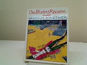 Gullivers Reisen. erzählt. Mit Bildern von Horst: Kästner, Erich:
