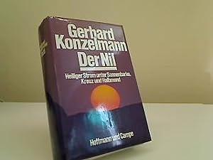 Der Nil : heiliger Strom unter Sonnenbarke,: Konzelmann, Gerhard: