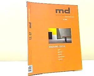 md International Magazine of Design. moebel interior