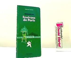 Environs de Paris. Guide de Tourisme.: Michelin: