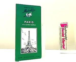 Paris et sa prochce banlieue.s. Guide de: Michelin: