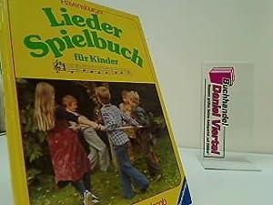 Ravensburger Lieder-Spielbuch für Kinder : über 70: Kreusch-Jacob, Dorothée, Irmgard