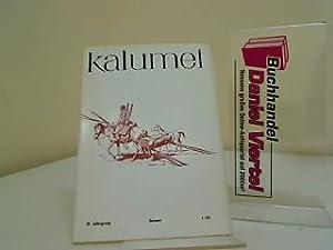 Kalumet. Heft 1, Januar 1972. Hrsg.: Interessengemeinschaft