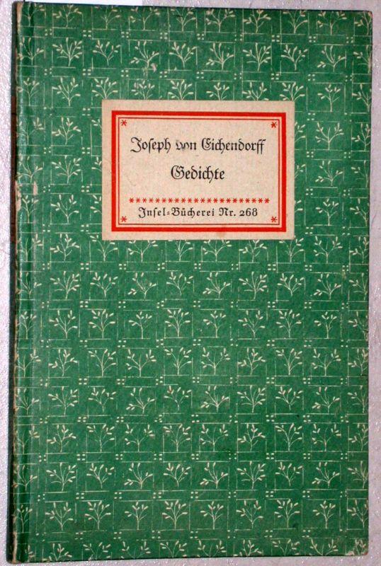 Gedichte Insel Bücherei 268