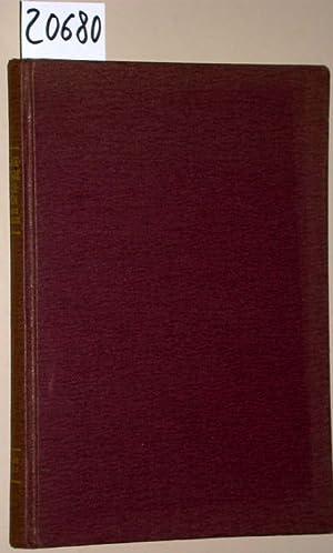 Shakespeare-Jahrbuch. Herausgegeben im Auftrage der Deutschen Shakespeare-Gesellschaft: Deutschbein, Max; Stahl,