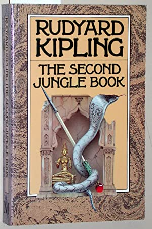 The Second Jungle Book. With Decorations by: Kipling, Rudyard: