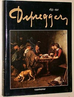 Franz von) Defregger. 1835 - 1921. =: Defregger, Hans Peter: