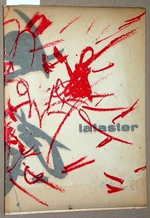 ger lataster. (Ausstellungskatalog).: Lataster, Ger.