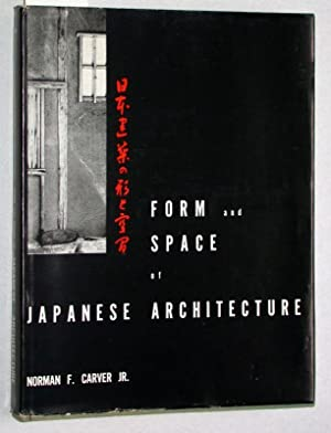 Form and Space of Japanese Architecture.