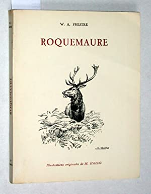 Roquemaure. Illustrations Originales de M. [Charles-Jean] Hallo.